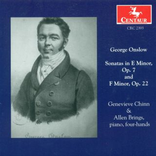 Sonatas in E min, Op. 7 and F min, Op. 22