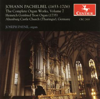 The Complete Organ Works, Vol 7