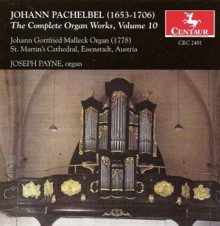 The complete Organ Works, Volume 10
