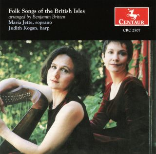 Folk Songs of the British Isles (Arr. Britten)