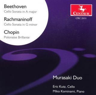 Beethoven/Rachmaninioff/Chopin