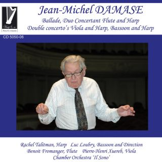 Damase: Ballade, Duo Concertant…