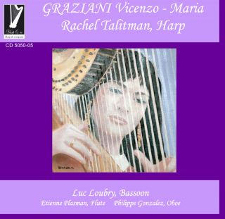 Graziani: Music for Harp