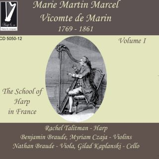 de Marin: The School of Harp in France