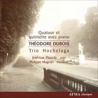 Dubois: Quartet and Quintet with piano