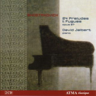Shostakovich: 24 Preludes and fugues, op 87