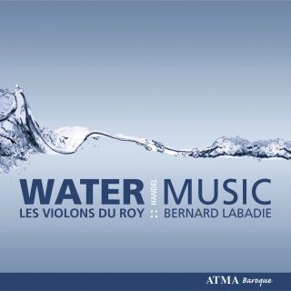 Handel: Water Music/ Solomon excerpts