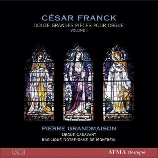 Franck: Twelve Pieces for Organ, vol. 1