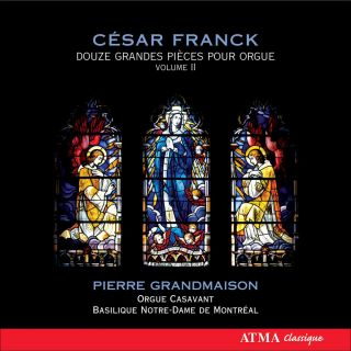 Franck: Twelve Pieces for Organ, vol. 2