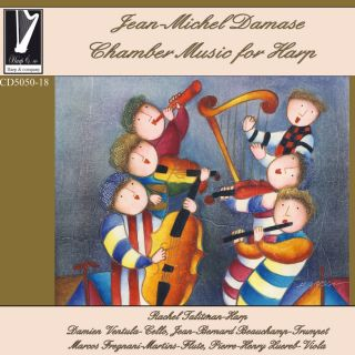 Damase: Chamber Music for Harp