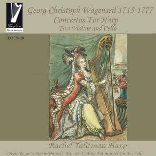 Concertos for Harp, Two Violins & Cello