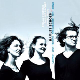 Hamlet Echoes....songs By Loeffler, Liszt, Brahms, Shostakovich, Jost, Bridge