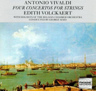 Four Concertos for Strings