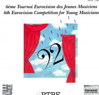 European competition for young musicians