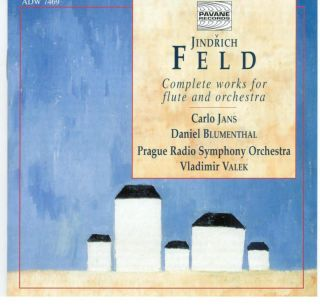 Complete works for flute and orchestra