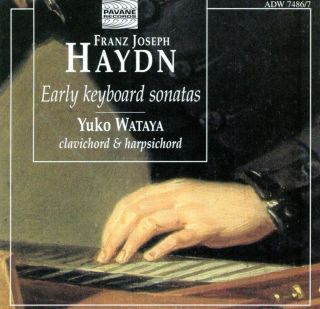 Early keyboard sonatas