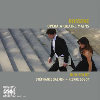 Opera for piano duet