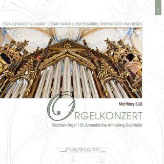 Orgelkonzert St.Annenkirche Annaberg-Buchholz