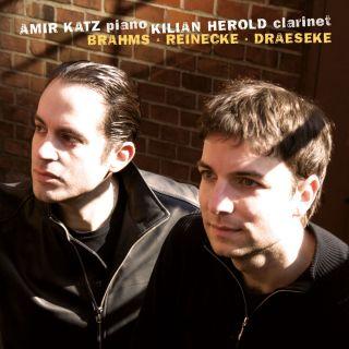 Amir Katz . Kilian Herold . Brahms . Reinecke . Draeseke