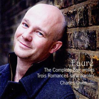 Complete Barcarolles/trois Romances Sans Paroles
