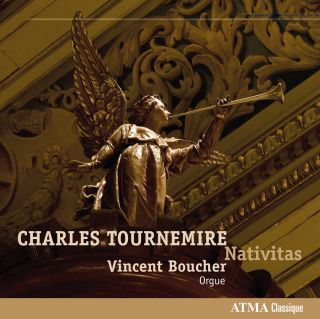 Tournemire Vol. 2 - Navitas