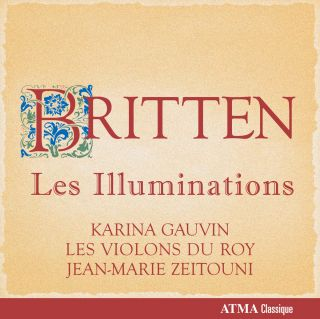 Les Illuminations, Prelude & Fugue For String Orch