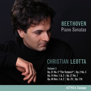 Piano Sonatas, Vol 3