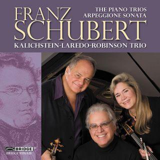 The Piano Trios/Arpeggione Sonata