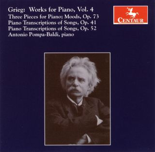 Works For Piano, Vol. 4