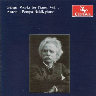 Works For Piano, Vol. 5