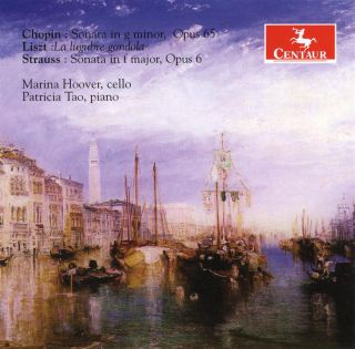 Sonatas For Cello And Piano/la Lugubre Gondola
