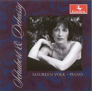 Maureen Volk Plays Debussy And Schubert