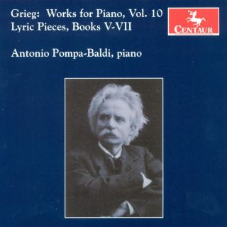 Works For Piano, Vol. 10