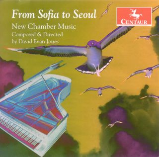 From Sofia To Seoul - New Chamber Music