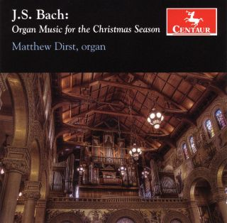 Organ Music For The Christmas Season