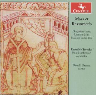 Mors Et Ressurectio: Gregorian Chant