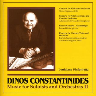 Music For Soloista And Orchestras Ii