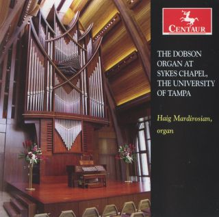 Dobson Organ At Sykes Chapel