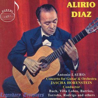 Lauro Conc.for Guitar/diaz