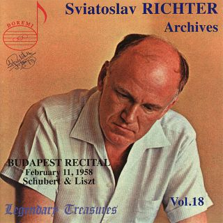 Richter Vol.18/schubert/liszt