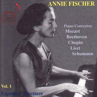 Annie Fischer Vol.1