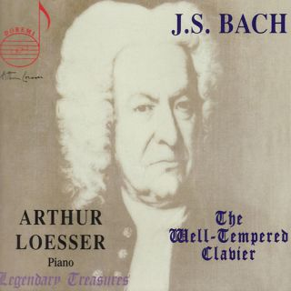Loesser Plays Bach Wtk 1 2