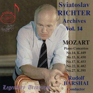 Sviatoslav Richter Archives Vol.14