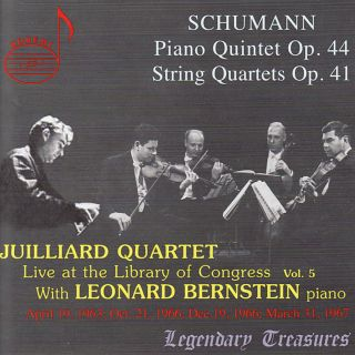 Juilliard Quartet Live At The Loc Vol.5