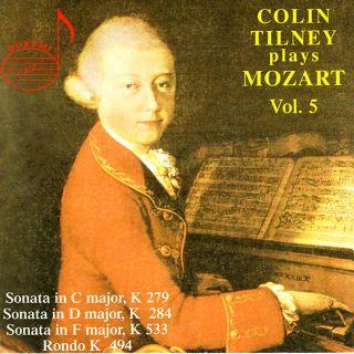 Tilney Spielt Mozart Vol.5