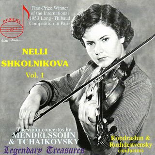 Shkolnikova Vol.1