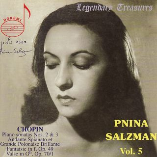 Salzman Vol.5 Chopin