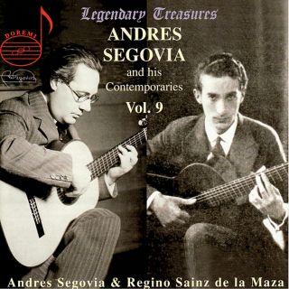 Segovia & Zeitgenossen Vol.9
