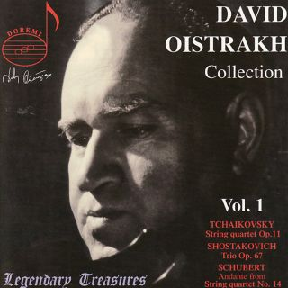 Oistrach Collection Vol.1