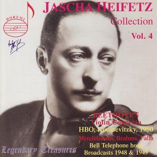 Heifetz Collection Vol.4